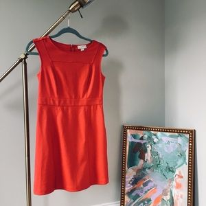 Sleeveless Structured Dress